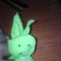 Мастер-класс по изготовлению игрушки из ткани «Зайчик»