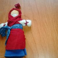 Мастер-класс «Кукла «Пеленашка»