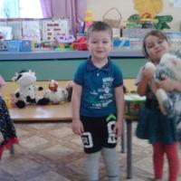 Фотоотчёт о занятии по развитию речи во второй младшей группе «Магазин игрушек»