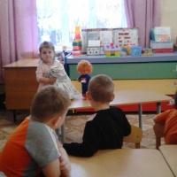 Фотоотчёт о занятии по развитию речи во второй младшей группе «У нас в гостях— Незнайка»