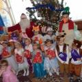 Сценарий новогоднего праздника «Зимняя сказка»