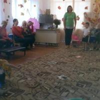 Фотоотчёт об осеннем празднике в старшей группе