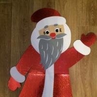 Мастер-класс «Дед Мороз и Снегурочка»