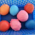 Мастер-класс «Массажные шарики из воздушных шаров»