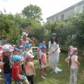 Фотоотчет о летнем развлечении в детском саду «Праздник Нептуна»