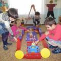Фотоотчет «Формирование правильной речи у детей с ФФН через организацию деятельности по сенсорно-моторному развитию»