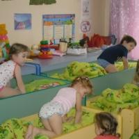 Фотоотчёт «Гимнастика после дневного сна»