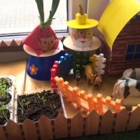 Проект «В деревне у бабушки и дедушки» (первая младшая группа)
