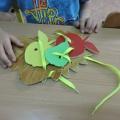 Дидактическое пособие по развитию мелкой моторики рук «Лесной житель— ёж»