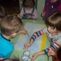 Использование пластилинографии с детьми второй младшей группы «Лето! Море! Солнце! Жара!»