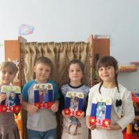 Мастер-класс по изготовлению поделки «Фоторамка в подарок папе на 23 февраля»