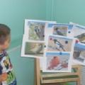 Конспект занятия «Зимующие птицы»