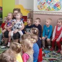 Конспект занятия «Сказка в гостях у малышей»