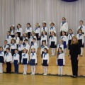 Фотоотчёт об участии в XII открытом окружном детском хоровом фестивале-конкурсе