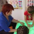 «Рисование песком». Консультация для родителей