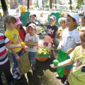 Фотоотчет о праздничном мероприятии «Яблочный Спас не пройдет без нас!»