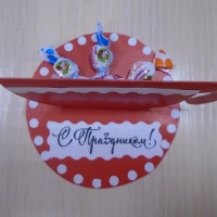 Мастер-класс «Чайная пара для бабушки и дедушки»