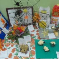Выставка «Дары осени»