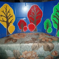 Дидактическая игра «Большие и маленькие» для детей младшего дошкольного возраста