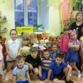 Конспект организованной образовательной деятельности в старшей группе «Любимая игрушка»