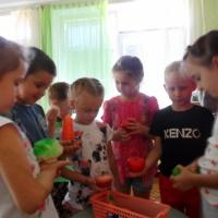 Проектная деятельность с детьми старшего дошкольного возраста «Осенний калейдоскоп»