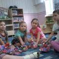 Конспект образовательной деятельности в подготовительной группе детского сада «Игрушка, как символ мирной жизни».