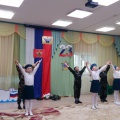 Фотоотчет по образовательному проекту «День защитника Отечества»