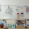 Фотоотчет о выставке детского творчества «Красота родной земли»
