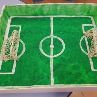 Дидактическая игра «Футбол» в развитии речевого дыхания