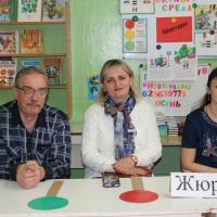 Фотоотчет о вечере развлечений «Красный, желтый, зеленый» в подготовительной к школе группе