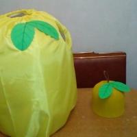 Мастер-класс по изготовлению костюма Лимона