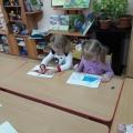 Конспект ООД по нетрадиционному рисованию с воспитанниками средней группы «Домик на колесах»
