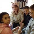 Фотоотчет о проведении тематической перемены «От зернышка к хлебушку», в специальной общеобразовательной школе