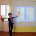 Образовательная деятельность по физическому воспитанию с использованием ИКТ «Школа здоровья» (подготовительная группа)