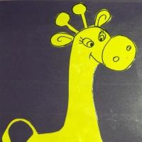 Варианты лепки и конструирования из различных материалов с детьми младшего возраста 2–3 лет «Как жираф пятнышки потерял»