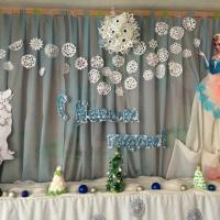 «Новогодняя сказка» оформление группы к новогоднему празднику