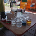 Опытно-экспериментальная деятельность с водой и предметами «Такая разная вода» для детей старшей группы