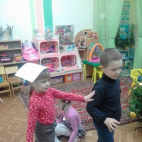 Использование игровых технологий всоциально-личностном развитиидошкольников