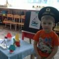 Конспект НОД по речевому развитию по стихотворению А. Барто «Кораблик» в младшей группе