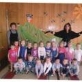 Интегрированное занятие для детей второй младшей группы «Весенняя прогулка»