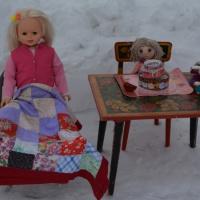 Организация предметно-пространственной среды на участке ДОУ в зимний период для детей младшего дошкольного возраста
