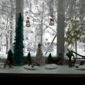 Фотоотчет выставки «Зимний лес»