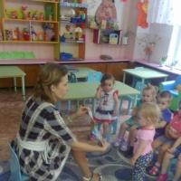 Конспект занятия по развитию речи «Игрушки в гостях у ребят» (первая младшая группа)