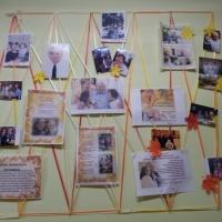 Стенгазета «Наши любимые и дорогие бабушки и дедушки»
