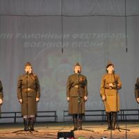 Фоторепортаж о фестивале военной песни «Растим патриотов России»