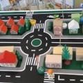 Мастер-класс по ПДД «Макет по правилам дорожного движения»
