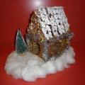 Проект «Сказочный домик зимой»
