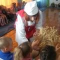 Интегрированное занятие с детьми старшего дошкольного возраста «Как хлеб на стол пришел?»