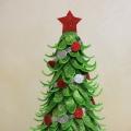 Мастер-класс «Новогодняя ёлочка» из фоамирана своими руками