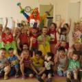 «Новоселье в нашей группе» Сценарий развлечения для детей и родителей в средней группе.